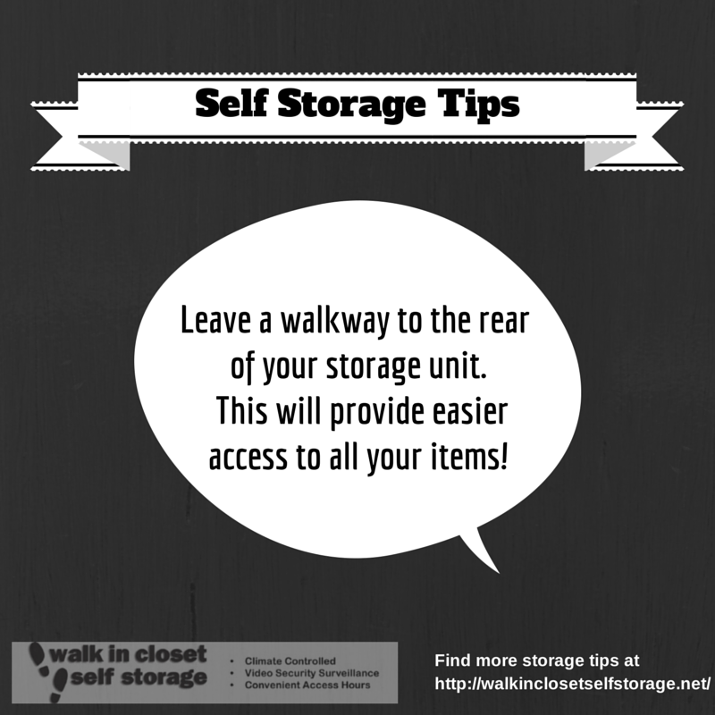 Walk In Closet Storage Tip 1