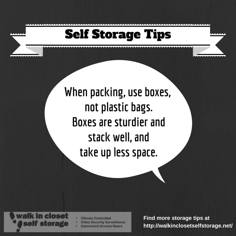 Walk In Closet Storage Tip 3