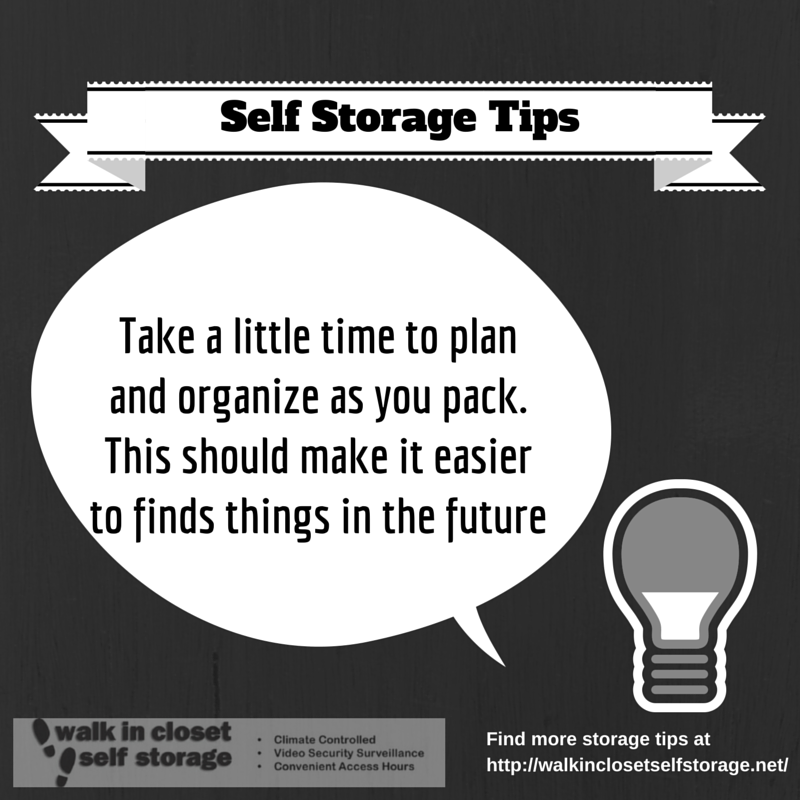 Walk In Closet Storage Tip 6